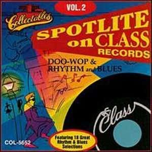 Class Records Doo Wop Rhythm & Blues 2 Various Artists