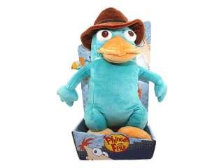Agent P. 30 cm  Pluesch Figur  Phineas und Ferb  1000048  Perry