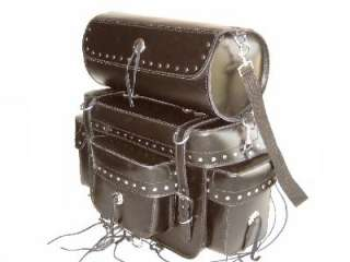 Sissy Bar Top Case Saddle Bag Saddle Bags SB 124 Harley