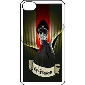 Velvet Revolver iPhone 4 iPhone4 Black Designer Hard Case