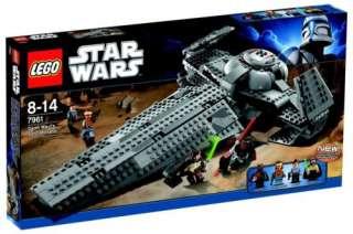 LEGO 7961 Star Wars Darth Maul's Sith Infiltrator NEU mit Figuren