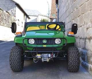 John Deere Gator TH 6x4 Diesel STVO Gator Allrad Zugmaschine