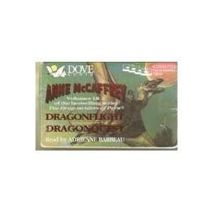 Dragonflight and Dragonquest Anne McCaffery, Adrienne Barbeau