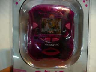 NOW COLOR FX DIVA PINK PLAYER TIGER ELECTRONICS HOT TOY PVD movie NEW