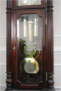 Howard Miller Eisenhower Presidential Grandfather Clock 611 067 CT