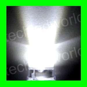 50p 0.5W 5 chips 10mm White LED Lamp Light bulb 45lm FS
