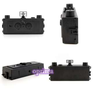Recesky DIY 35mm film 3 modes 3D three D Art Pinhole Stereo Wide LOMO