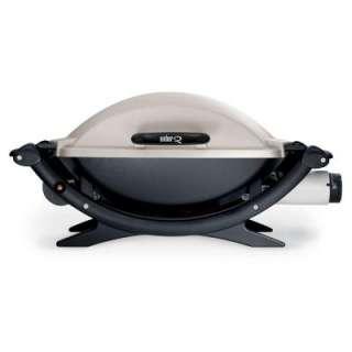 WeberQ 200 Portable Propane Gas Grill
