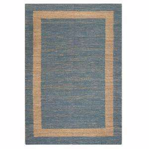 Home Decorators Collection Boundary Blue 9 Ft. 6 In. x 13 Ft. Area Rug