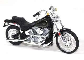 MAISTO Harley Davidson 1984 FXST Softail 118  Spielzeug