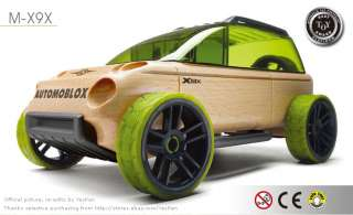 Automoblox Car Mini X9 X SUV Wooden Cars Model Toys NEW