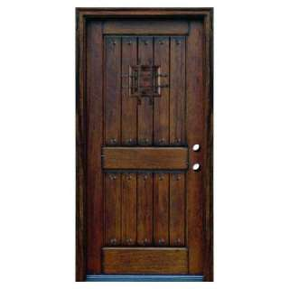 Type 2 V Panel Entry Door with 4 9/16 in. Jamb Set DISCONTNUED