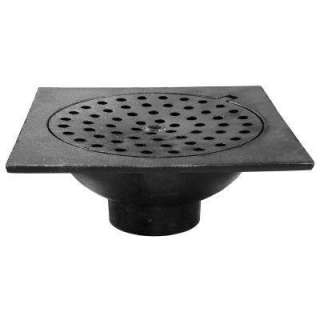 in. x 2 in. Cast Iron Bell Trap D76 302