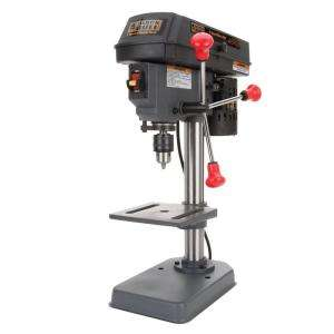 Mini Drill Press from Buffalo Tools  The Home Depot   Model DP5UL