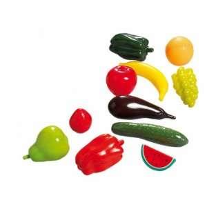 Happy People 45013   Obst & Gemüse Netz 4 17 cm sorttiert: .de