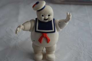 Vintage 7 Inch Ghostbusters Stay Puft Marshmallow Man Action Figure