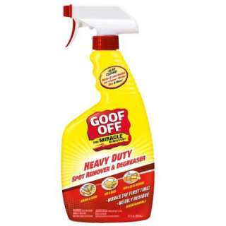 Goof Off22 oz. Heavy Duty Spot Remover and Degreaser
