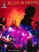 ALICE IN CHAINS UNPLUGGED ACOUSTIC GUITAR TAB BOOK
