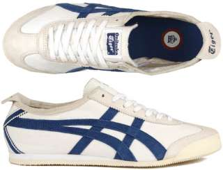 Onitsuka Tiger Mexico 66 Vintage off white/blue weiß/blau 41,5 46