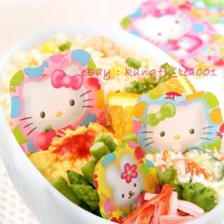 & Cathy Food Bento Divider Baran Plastic Paper Party Decorate