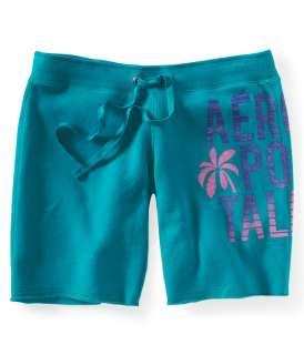 aeropostale womens aero surf classic bermuda shorts