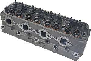 World Products 053030 1 SB Ford Windsor Jr. Cast Iron Cylinder Head