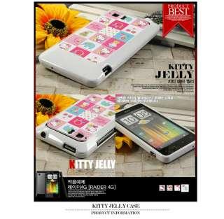 Silicone Gel TPU Case Cover AT&T HTC Vivid LTE 4G Free Film