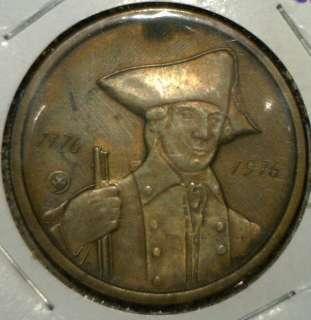 Bicentennial Commemorative BRONZE Medal John Paul Jones Limited Ed