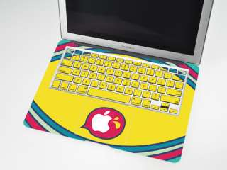 Cute Laptop Decal Skin Sticker for 13 13.3 Apple New Macbook Air