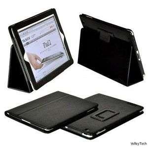 For iPad 2 Smart Cover PU Leather Case   Auto Sleep/Wake function
