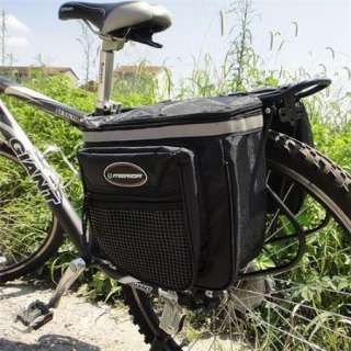 2012 New Cycling Bicycle Bag Bike rear seat bag pannier