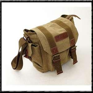 Canvas Canon Nikon Sony SLR DSLR Camera Shoulder Bags