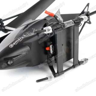5CH RC radio control GYRO Helicopter W/ video Camera 4028 Features