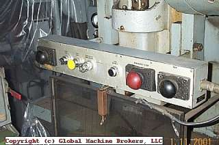 32 on MINSER Gap Frame Press Model B1 32 |