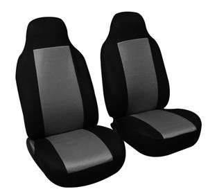 Pair Bucket Seat Covers for Chevrolet S 10 1983   2004