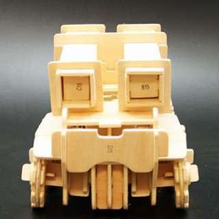 Remote Control Military MISSILE TRUCK 3D Puzzle. Robotime Build it