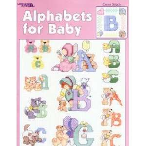 {Cross Stitch} Alphabets for Baby: 15 Alphabets By Linda