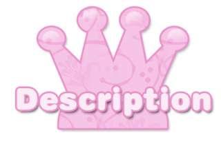 20 Mini Resin 17mm Hello Kitty Flatback Pink Crown