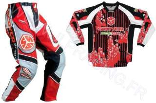 ENSEMBLE MAILLOT PANTALON MOTO CROSS SCOYCO CR CRF M