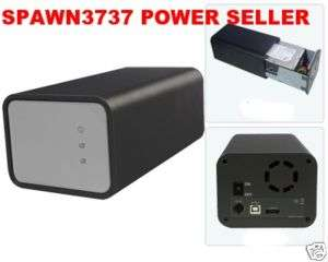 BOX DUAL HARD DISK RAID FINO A 2000GB 2TERRA E SATA