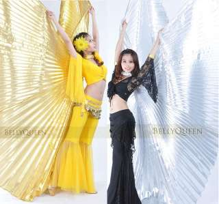 NEW Belly Dance Costume Large Wings of Isis BD 012