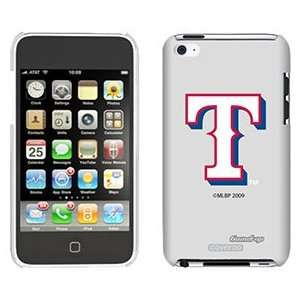 : Texas Rangers T on iPod Touch 4 Gumdrop Air Shell Case: Electronics