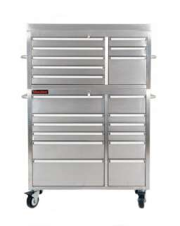 41 Stainless Steel Tool Box Chest Roll Cab Brand New