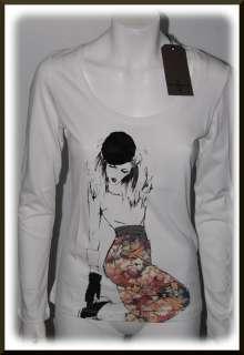 maglia VERO MODA donna *SANDY T SHIRT bianco TG XL
