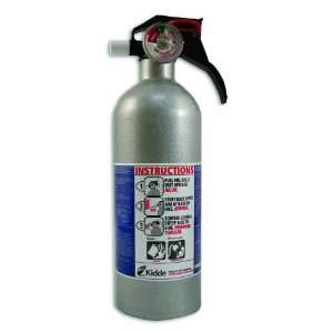 Kidde 21006287 Auto Fire Extinguisher, 5BC, Silver: Home