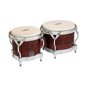 LP Matador Wood Bongos Musical Instruments