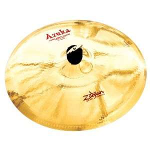 Zildjian 15 Inch Azuka Latin MultiCrash Cymbal Hand/Stick