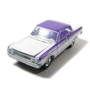 GreenLight 1965 Dodge Coronet 500 HEMI   Custom 164 GreenLight