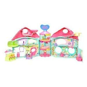 Hasbro Biggest Littlest Pet Shop Playset Toys & Games