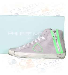 New PHILIPPE MODEL P/E 2012 scarpe shoes BIHU 350 numero 44